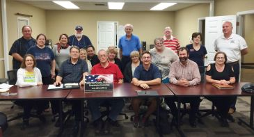 The First Meeting of the Jefferson County, Missouri Bicentennial Committee - September 11, 2017